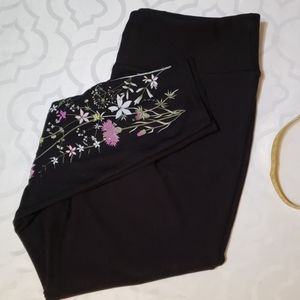 Maurices Workout Leggings size large